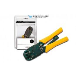 CRIMPADORA DIGITUS COMPATIBLE 4P2C 4P4C 6P4C 6P6C 8P8C ASSMANN Electronic DN-94004