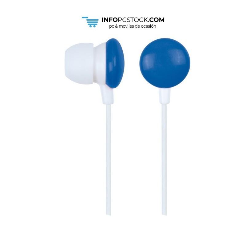 AURICULARES GEMBIRD EAR IN LACASITOS AZUL ALAMBRICO Gembird MHP-EP-001-B