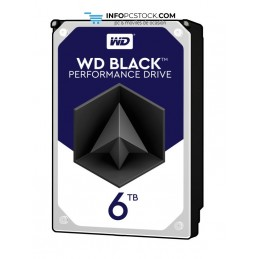 DISCO WD BLACK 6TB SATA3 256MB Western Digital WD6003FZBX