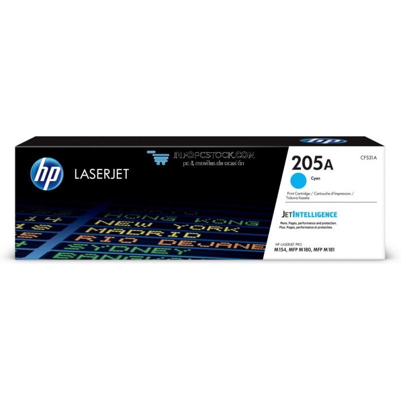 TONERHP205ACIAN1100PAG HP CF531A