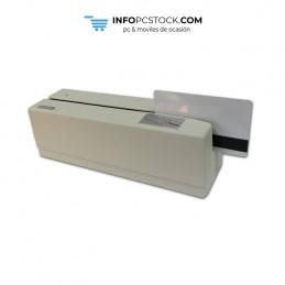 ACCESORIO MUZYBAR LECTOR TARJETA MMSR-33-UB 3 PISTAS USB NEGRO Muzybar MMSR-33-UB