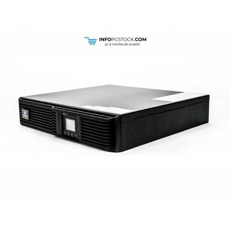 SAI VERTIV GXT4 700VA (630W) 230V RACK/TOWER UPS E MODEL Vertiv GXT4-700RT230E