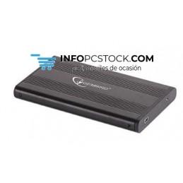 "CARCASA DISCO DURO GEMBIRD SATA USB 2.0 2,5\\"" NEGRO Gembird EE2-U2S-5"