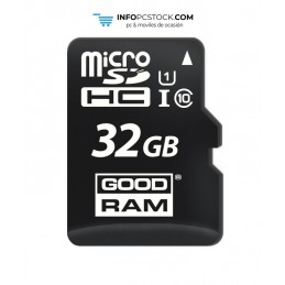 MICRO SD GOODRAM 32GB C10 UHS-I Goodram M1A0-0320R12