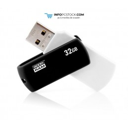 USB 2.0 GOODRAM 32GB UCO2 NEGRO BLANCO Goodram UCO2-0320KWR11