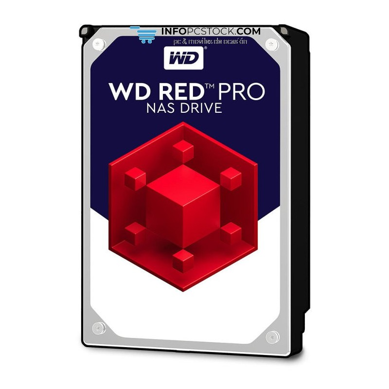 DISCO WD RED PRO 8TB SATA 256MB Western Digital WD8003FFBX