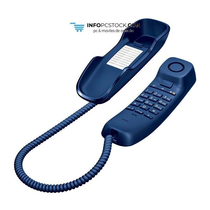 TELEFONO FIJO GIGASET DA210 AZUL Gigaset S30054-S6527-R104
