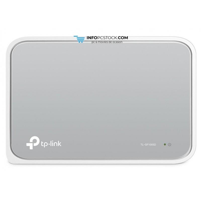 SWITCH TP-LINK TL-SF1005D 5 PORT 10/100 TP-LINK TL-SF1005D