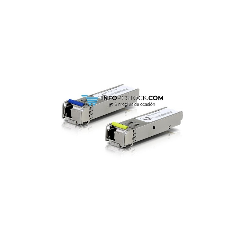 MODULO SFP UBIQUITI UF-SM-1G-S-20 UFIBER TRANSCEIVER MONOMODO 1G BIDI PACK 20UND Ubiquiti Networks UF-SM-1G-S-20