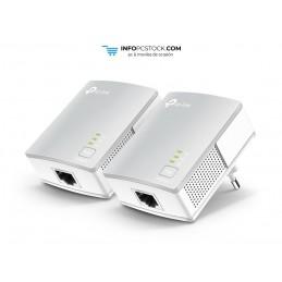 POWERLINE TP-LINK AV600 KIT 2 UDS 1 PORT TP-LINK TL-PA4010KIT