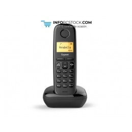 TELEFONO FIJO GIGASET A270 NEGRO Gigaset S30852-H2812-D201