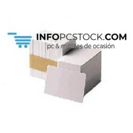 TARJETA ZEBRA PVC CARD 0,76MM ( PACK 500 UDS) Zebra 104523-111