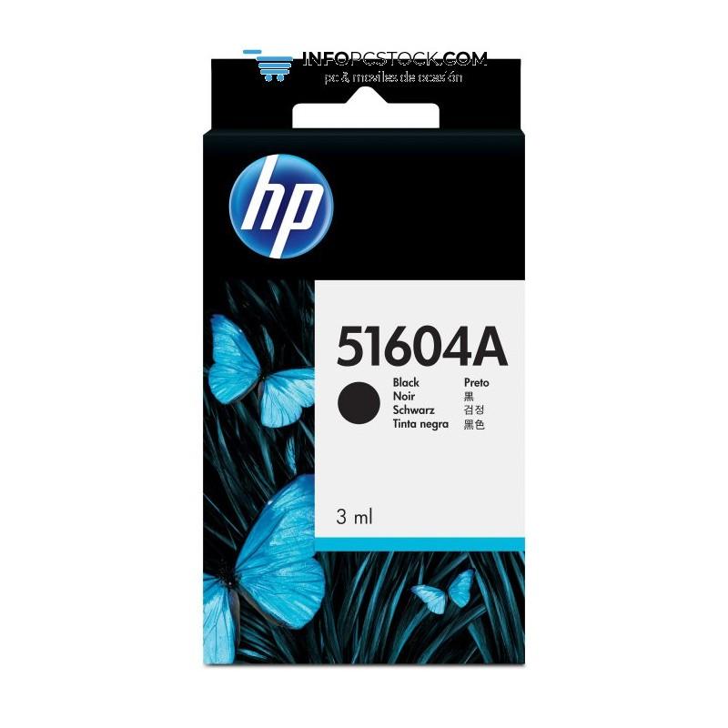 TINTAHP51604ANEGRO HP 51604A