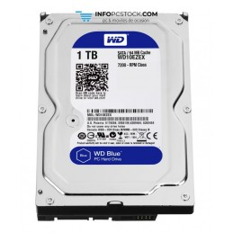 DISCO WD BLUE 1TB SATA3 64MB Western Digital WD10EZEX