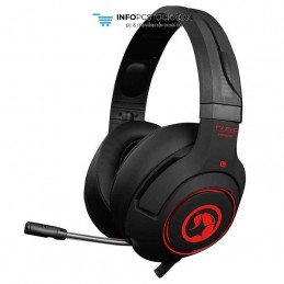 AURICULARES GAMING SCORPION HG9032 7.1 VIRTUAL CON LUZ LED Scorpion MA-HG9032