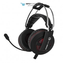 AURICULARES GAMING SCORPION HG9003 7.1 VIRTUAL CON LUZ LED Y VIBRACION Scorpion MA-HG9003