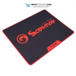 ALFOMBRILLA GAMING SCORPION G18 BK NEGRO Scorpion MA-G18 BK