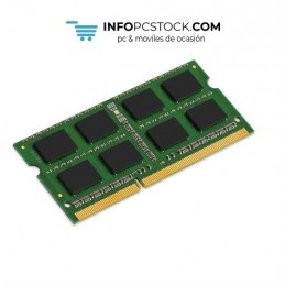 DDR3L SODIMM KINGSTON 4GB 1600 Kingston Technology KVR16LS11/4
