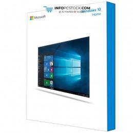 MS WINDOWS 10 HOME 64B DSP Microsoft KW9-00124