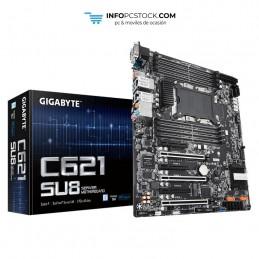 PLACA BASE GIGABYTE C621-SU8 3647 ATX 8XDDR4 Gigabyte GAC621SU8-00-G