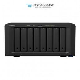 NAS SYNOLOGY DS1819+ SATA 6GB 8 BAHIAS 4GB RAM Synology DS1819+