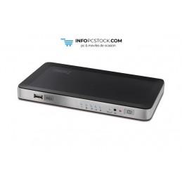 CONMUTADOR DIGITUS USB HDMI 4 ENTRADAS HDMI 1 ENTRADA USB ASSMANN Electronic DS-45310