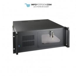 "CAJA RACK IPC TOOQ 406N 19\\"" ATX USB 3,0,ACERO,SIN FUENTE,CON LLAVE TooQ RACK-406N-USB3"