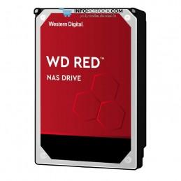 DISCO WD RED 6TB SATA 256MB Western Digital WD60EFAX