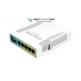 ROUTER MIKROTIK HEX POE RB960PGS Mikrotik RB960PGS
