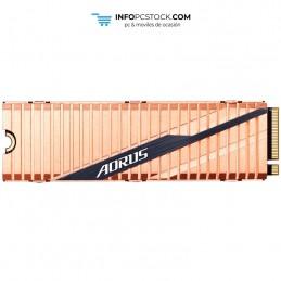 SSD GIGABYTE AORUS 2TB NVME GEN4 M.2 PCIE 4.0 Gigabyte GP-ASM2NE6200TTTD