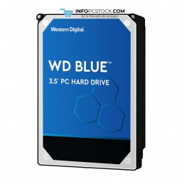 DISCO WD BLUE 6TB SATA6 256MB Western Digital WD60EZAZ