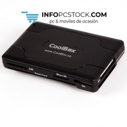 CARD READER EXTERNO COOLBOX CRE-065 DNIe CoolBox CRCOOCRE065A