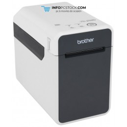 IMPRESORA ETIQUETAS BROTHER TD2130N 63MM 152,4MM/SEG 300ppp USB BT LAN WIFI Brother TD2130N