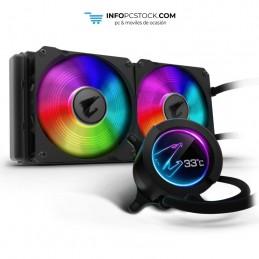 REFRIGERACION LIQUIDA CPU GIGABYTE AORUS 280 RGB Gigabyte GP-ALQCO280