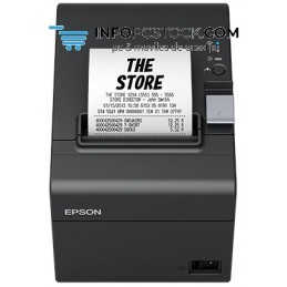IMPRESORA EPSON TM-T20III ETHERNET TICKETS USB 250MM/SEG NEGRO BRILLANTE Epson C31CH51012