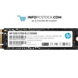 SSD HP S700 250GB M2 HP 2LU79AA#ABB