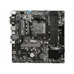 PLACA BASE MSI B450M PRO-VDH MAX AM4 MATX 4XDDR4 MSI 911-7A38-043