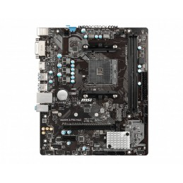 PLACA BASE MSI A320M-A PRO MAX AM4 MATX 2XDDR4 MSI 911-7C52-001