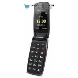 """TELEFONO MOVIL SENIOR DORO PRIMO 401 2\\"""" ROJO Doro 360273"""