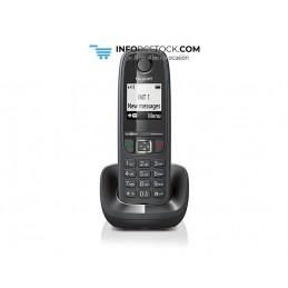 TELEFONO FIJO GIGASET AS405H SUPLETORIO INALAMBRICO NEGRO Gigaset S30852-H2551-D201