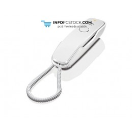 TELEFONO FIJO GIGASET DA210 BLANCO Gigaset S30054-S6527-R102