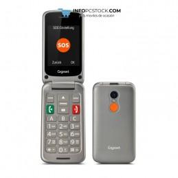 TELEFONO MOVIL GIGASET GL590 ÀRA MAYORES FACIL CON TAPA Gigaset S30853-H1178-R701