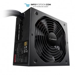 FUENTE ALIMENTACION SHARKOON WPM GOLD ZERO 650W 80+ ATX NEGRO Sharkoon 4044951026555