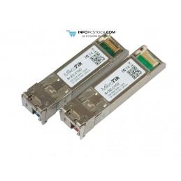 KIT SFP+ MIKROTIK S+2332LC10D Mikrotik S+2332LC10D