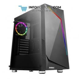 CAJA GAMING ANTEC NX300 ATX 2XUSB2.0 1XUSB3.0 SIN FUENTE NEGRO ARGB Antec 0-761345-81030-2