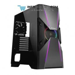 CAJA GAMING ANTEC DA601 ATX 2XUSB3.0 SIN FUENTE NEGRO ARGB Antec 0-761345-80018-1