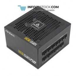 FUENTE ALIMENTACION GAMING ANTEC HCG850 850W GOLD 80+ MODULAR Antec 0-761345-11644-2