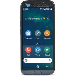 """SMARTPHONE DORO 8050 5,45\\"""" 2GB 16GB GRAFITO T13MPX F5MPX 9.0 (PIE) Doro 7843"""