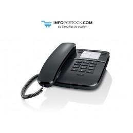 TELEFONO FIJO GIGASET DA310 NEGRO Gigaset S30054-S6528-R101