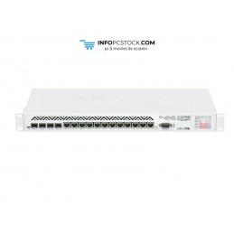 ROUTER MIKROTIK CCR1036-12G-4S-EM Mikrotik CCR1036-12G-4S-EM